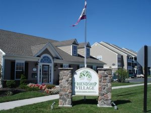 Friendship Village Apartments, Harrington Delaware